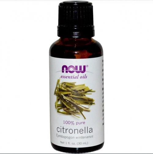 Now Foods-Citronella Essential Oils, 30ml